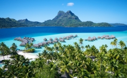 BORA BORA, H. Pearl Resort & Spa 4*.  8 Días Nov18-Mar19. Desde € 1.788 p.pers. (2 Excursiones GRATIS)